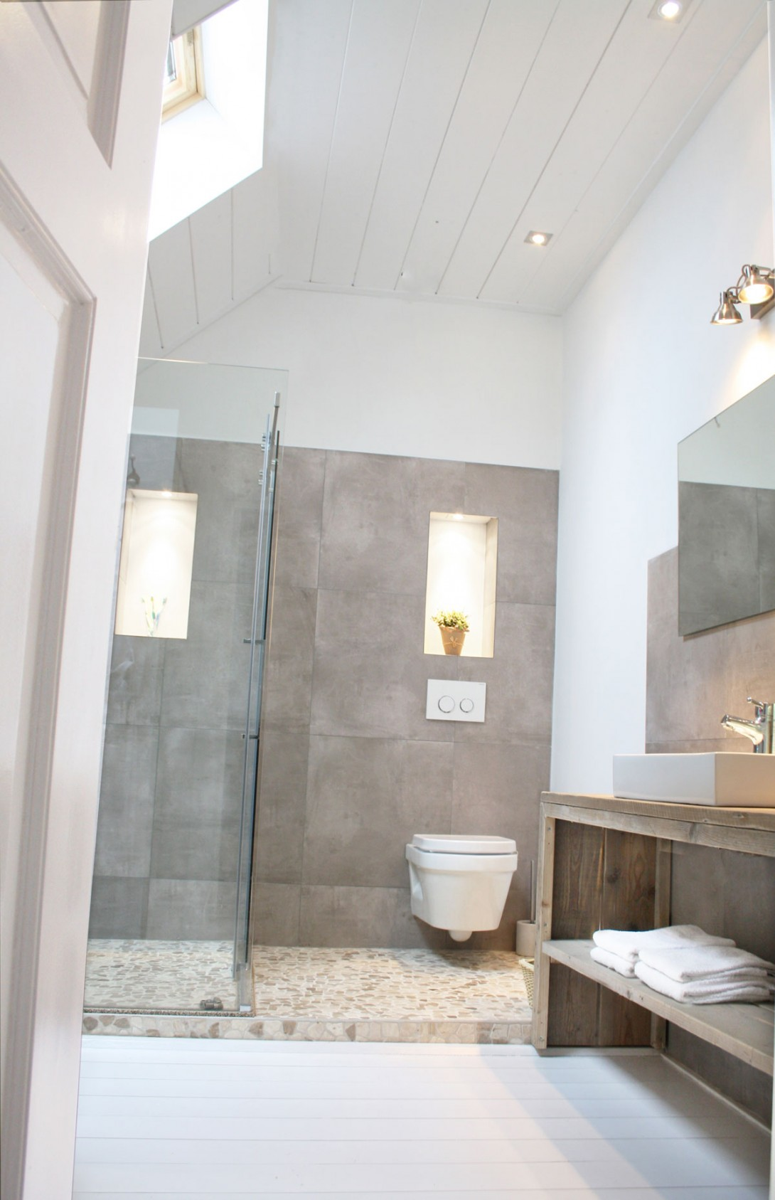 Interieur projecten - Badkamer ontwerp
